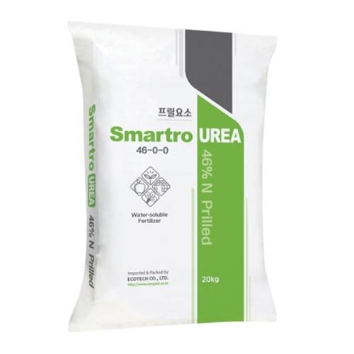 Smartro UREA 프릴요소 20kg - 고순도 질소 프릴 요소비료