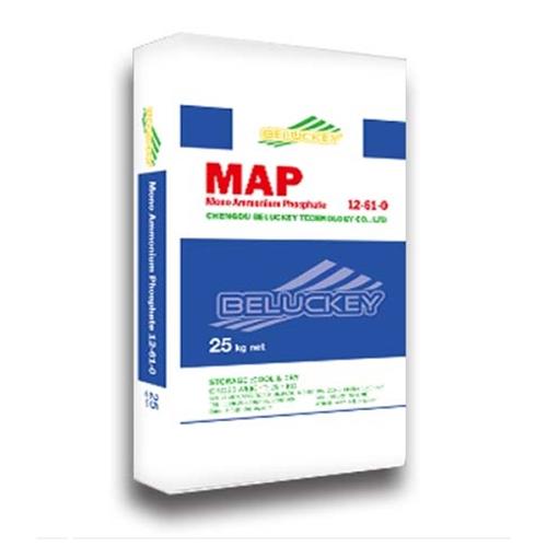 Beluckey 인산암모늄(MAP) 25kg - 고품질 관주양액비료