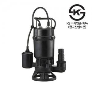 (한일펌프) 오수용 수중펌프 IPV-327-F