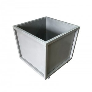 HDP4-109 정사각형 플랜트 박스