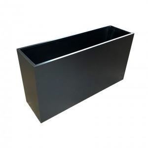 블랙 사각 플랜트 HAD-048