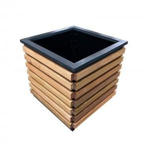 사각 철제 플랜트 박스 HAD-064